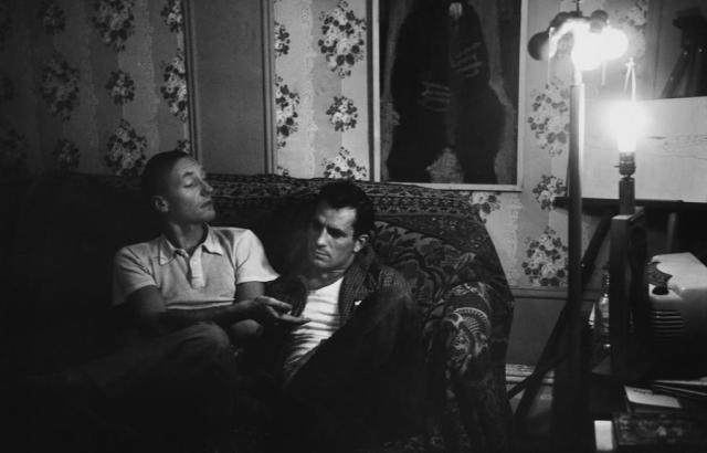 Kerouac y Burroughs